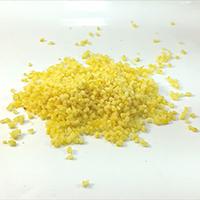 Granulated peels