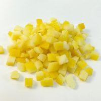 Peel dices